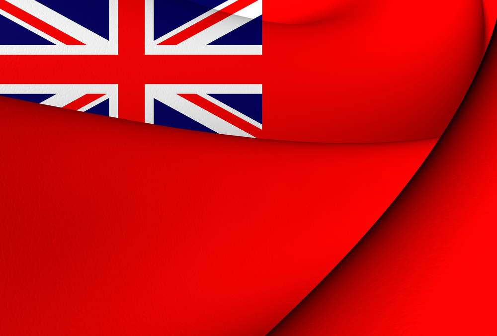 merchant navy flag