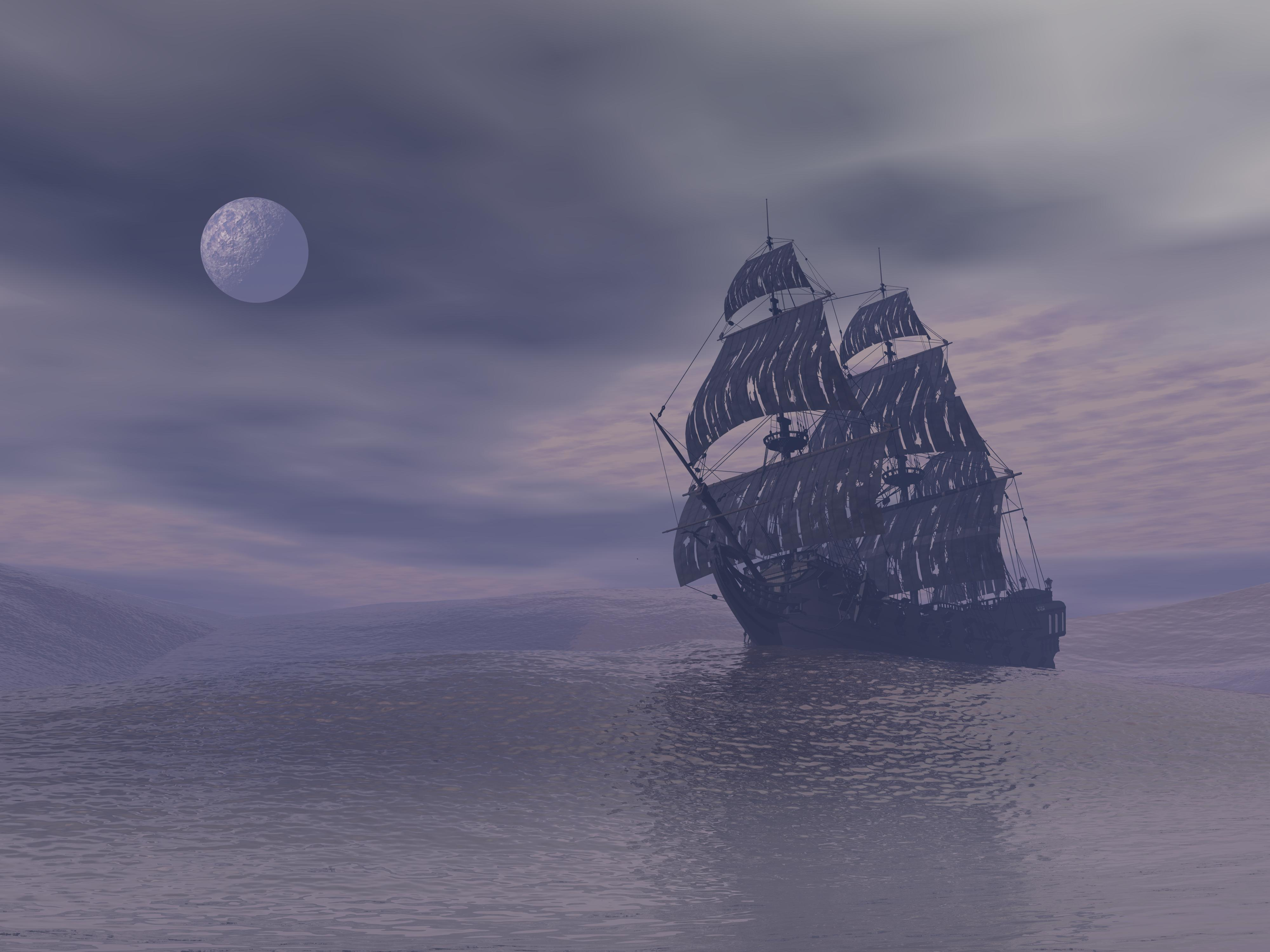 Ghost Ships (seafarers' stories)