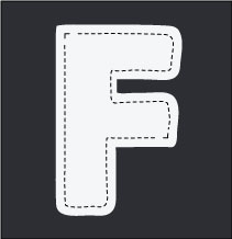 """Seafaring A-Z Alphabet -  """"F"""" is for…"""