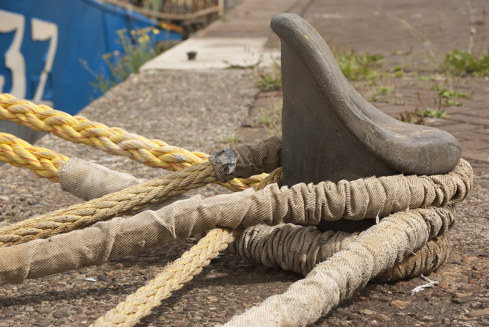 How Mooring Lines Developed