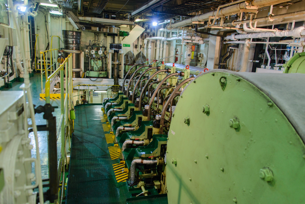 Where the Power Sits: The Construction of Ship Machinery Spaces