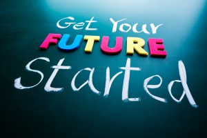 pic saying get your future started