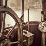 Ships Wheelhouse